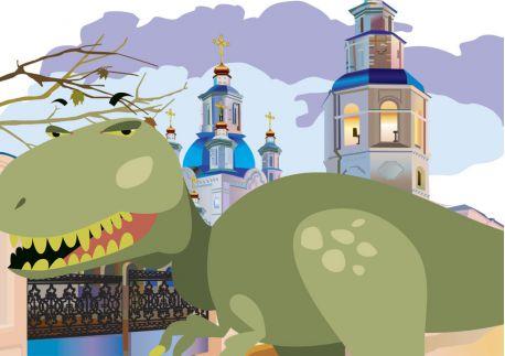 Espions et Dinosaures - 6/7 ans