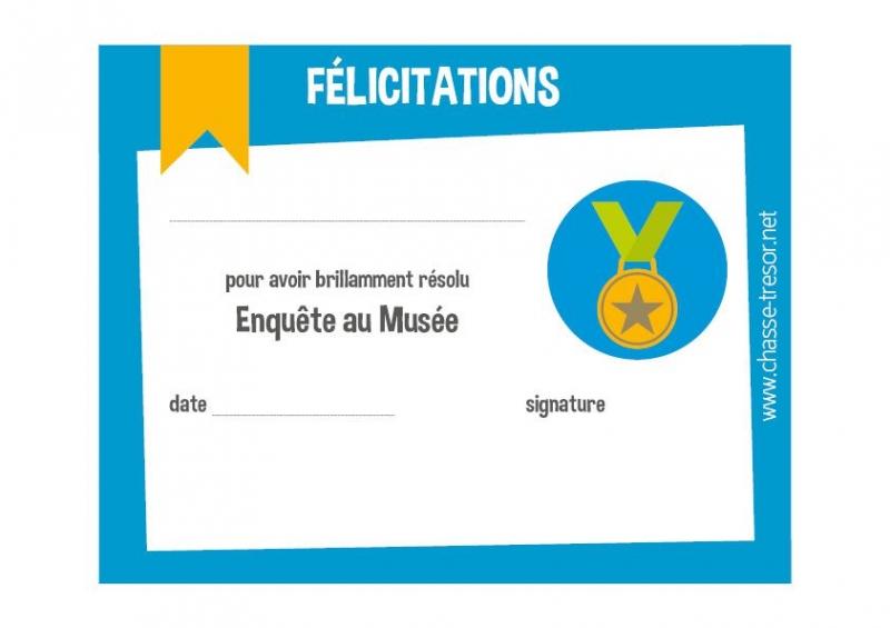 Bekannt Enquête policière du Musée PC04