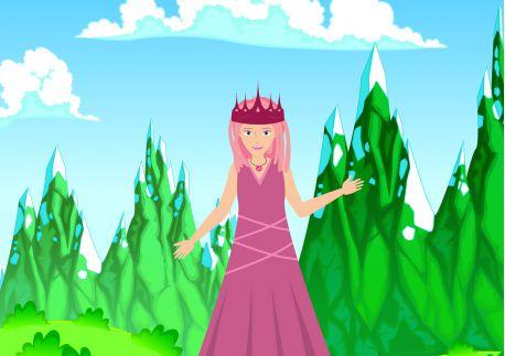 Chasse au trésor Princesse - à partir de 8 ans